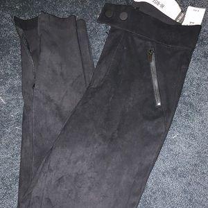 High wasted zara pants